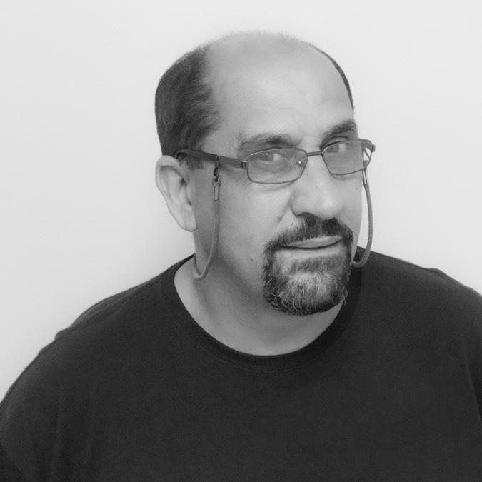 Jose Hernandez Headshot